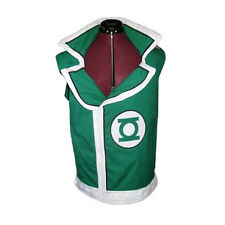 Free Shipping Cosplay Costume Guy Gardner Green Lantern Vest Any Size