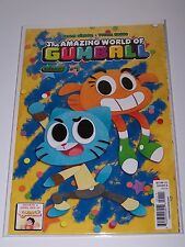 AMAZING WORLD OF GUMBALL #1 Kaboom comic 2014 first printing NM Steven Universe