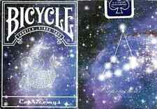 Bicycle Constellation Series - Capricorn Playing Cards --Limited Edition -SEALED