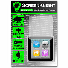 Screenknight Apple Ipod Nano 6 Gen Frontal Protector De Pantalla Invisible Shield
