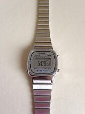 CASIO LA670WE LADIES' COLLECTION ALARM WATCH.