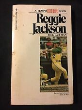 1974 Tempo Double Book by Gutman Reggie Jackson Johnny Bench PB 5740