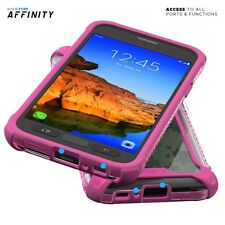 POETIC Affinity Dual material Protective Cover for Samsung Galaxy S7 Active Pink