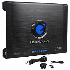 New Planet Audio AC3000.1D 3000 Watt Class D Mono Amplifier 1 Ohm Stable Car Amp