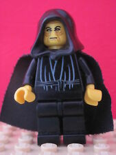 LEGO Star Wars @@ Minifig sw041 @ Emperor Palpatine  Yellow Head Hands 7166 7200