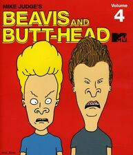 Beavis and Butt-Head, Vol. 4 (2012, Blu-ray NIEUW)