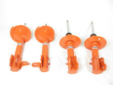 KONI STR.T (Orange) Shocks Struts Front & Rear Kit 00-06 Dodge Neon Exc SRT4 NEW