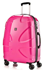 TITAN ´X2 360° FLASH 2.0´ 4-ROLLEN REISE KOFFER TROLLEY -L- HOT PINK UVP 189,-€