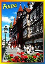 Fulda , Ansichtskarte, ungelaufen