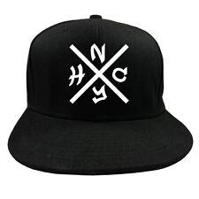 """EAKS® BASE CAP """"NEW YORK HARDCORE"""" bl#1 Mütze NYHC Punk Death-/Trash-Metal City"""