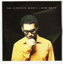 (GO791) King Britt, The Intricate Beauty - 2010 DJ CD