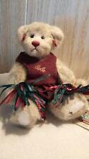 Ganz Cottage Collectibles Teddy Bear Cheerleader ~ Lucy