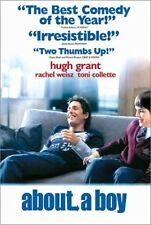 ABOUT A BOY New Sealed DVD Hugh Grant