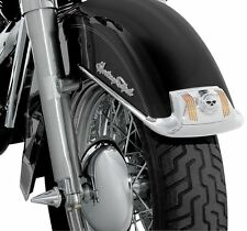 Kuryakyn Fender Tip Lens Grills 8606 Zombie Front and Rear Kit