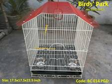 Cage good for love birds, cocktail and finch BC 014 PGD