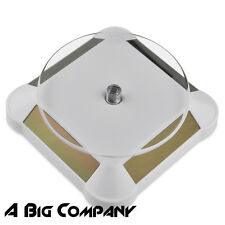 360 DEGREE ROTATING SOLAR POWER DISPLAY STAND TURN TABLE PLATE FOR JEWELRY PHONE