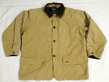 #3934 POLO RALPH LAUREN PLAID LINED BARN JACKET MENS LARGE