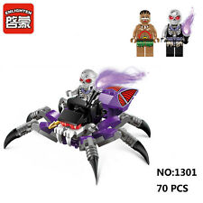 Enlighten Pirates Legendary 1301 Spider Minifigure Enlighten Building Blocks Toy