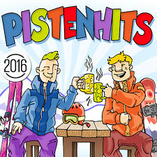 CD Pistenhits 2016 de Various Artists 2CDs