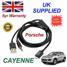 PORSCHE CAYENNE CDR-31 Audio System For Samsung NOKIA HTC LG & Most Micro USB