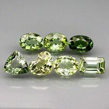 AMAZING PARCEL OF GREEN TOURMALINE 4.81ctw  **MAKE AN OFFER**