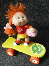 Cabbage Patch Kid Skateboard action figure skate board 5""