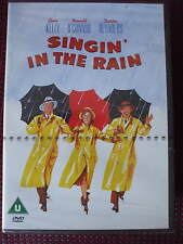 Singin' In The Rain DVD.Gene Kelly.Debbie Reynolds..BRAND NEW AND SEALED.