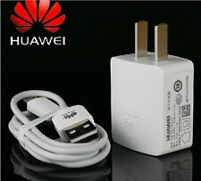 OEM Micro usb Cable 1A  US Wall charger Adapter for huawei mobile phone 3x P6 P7