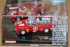 CARRERA Evolution 1/32 scale Alfa Romeo GTA Silhouette #23 Race1 slot car 27415