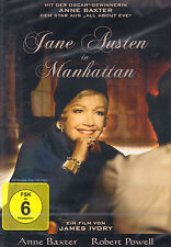 DVD NEU/OVP - Jane Austen in Manhattan - Anne Baxter & Robert Powell