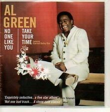 (694D) Al Green, No One Like You - DJ CD
