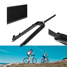 Carbon Fiber Glossy 700C Fixed Gear MTB SCI Suntour Fork Downhill Bicycle Parts