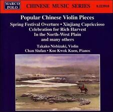 Popular Chinese Violin Pieces, , New