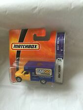 MATCHBOX MERCURY COUGAR N2190 #3 NEU NEW OVP