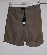 SHORT Diesel Black Gold 100% SOIE