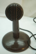 VINTAGE CANDLESTICK PHONE TELEPHONE 3C ROTARY DIAL HANDSET ANTIQUE BLACK PARTS
