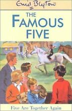 Five Are Together Again (Galaxy Children's Large Print Books)-ExLibrary
