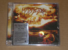 MY DYING BRIDE - AN ODE TO WOE - CD + DVD SIGILLATO (SEALED)
