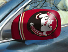 Florida State Seminoles Mirror Cover 2 Pack- Small [NEW] NCAA Auto Car Truck CDG