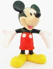 MICKEY MOUSE Disney CARTOON MOVIE PVC TOY Figure BIRTHDAY CAKE TOPPER FIGURINE!