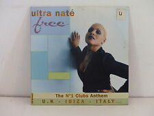 CD SINGLE ULTRA NATE Free FTR 3974 1
