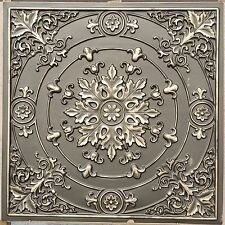 PL18 Faux finishes tin metalic brass ceiling tiles decor wall panels 10tile/lot