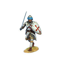 First Legion: CRU089 Templar Knight Advancing with Sword