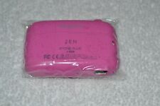 Creative Zen Stone Plus FM Radio & Voice Recorder 4 GB Hot Pink MP3 Player Mintt