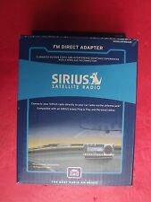 New Sirius FMDA25  Satellite Radio FM Direct Adapter Sirius Starmate all models