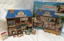Sylvanian  Families THE SYLVANIAN TOY SHOP almost complete great condition