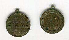 Médaille Friedrich III von Deutschland. Guerre Franco-Prussienne 1870