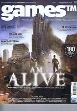I AM ALIVE / SQUARE ENIX Games TM Magazine no. 78