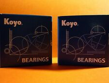 KAWASAKI ZR7 750 H1 - H5 01 - 05 KOYO FRONT WHEEL BEARINGS