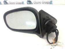 Rover 400 Door mirror LH electric adjust 1995 - on Black